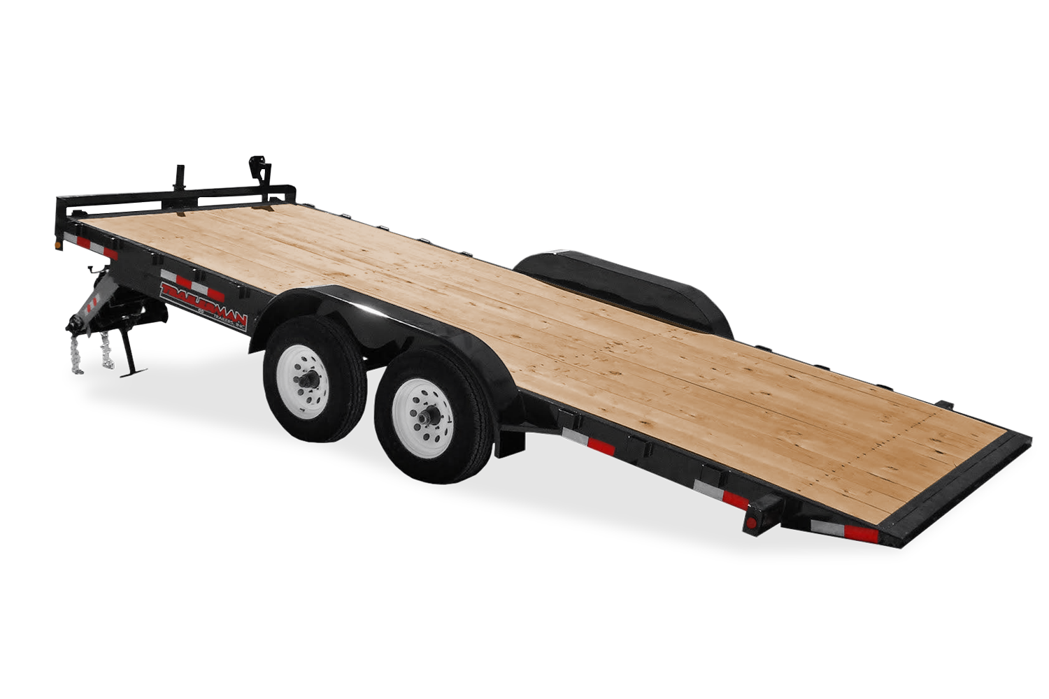 Trailermans Heavy Weight Hydro Tilting